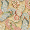 Flip Flops Tapestry Fabric -- R-Keri -- View Larger Image