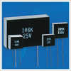 Novacap, Leaded High Temperature Chip Capacitors - Encapsulated