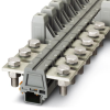 Feed-through Modular Terminal Block -- UHV 95-M12/M12 - 2130224