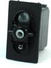 Carling Technologies VAD1B60B-00000-000 1-Light, DPST, On-Off, 12V/20A Rocker Switch -- 44325 - Image