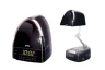 Wireless Reading Lamp Clock Radio Hidden Camera