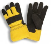 Insulated Leather Palms Gloves (1 Dozen) -- 7460