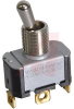 Switch, AC Rated, Toggle, SP, ON-OFF-ON, SCREW TERM., 15A@125V;10A@250V -- 70155726 - Image
