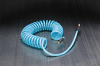 Polyurethane Self-Store Reinforced Hose Assembly -- Series HSC2960 -Image