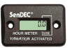 Surface Mount Vibration Activated Hour Meter -- 806-601-1031