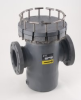 FPT General Service (GS) Strainers -- CPVC/FRP Series
