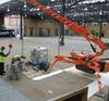 1800 kg Spider Crane -- SPD 360C