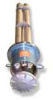 UST Series Storage Tank Heater -- UST 1004-80-168C-XXX