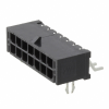 Rectangular Connectors - Headers, Male Pins -- 732-4934-5-ND -Image