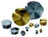 Stopping Plugs Made of Metal -- Series 8292