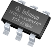 EiceDRIVER™ 1EDN Gate Driver for MOSFETs -- 1EDN7511B - Image