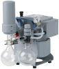 Chemical-Resistant Dry Vacuum Pumping System - 7 mbar -- PC 101 NT