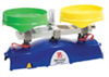 Ohaus Harvard Junior Mechanical Balance, 2000g x 0.5g, Single Beam, Plastic Plates -- EW-11600-33