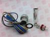 HONEYWELL C7035A-1080 ( FLAME SENSOR FSG UV DETECTOR 0-250F TEMP 10FT LEAD )