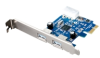 D-Link DUB-1310 2-Port USB 3.0 PCI Express Card -- DUB-1310