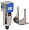 Pneumatic / Compressed Air Filter: 1/2 inch NPT female ports -- AF-443 - Image