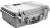 Pelican 1500 Case - No Foam - Silver | SPECIAL PRICE IN CART -- PEL-1500-001-180 - Image