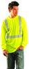 OCCU LUX-FRLST2 MD YLW; FLM RTD LONG-SLV T-SHIRT -- LUX-FRLST2 MD