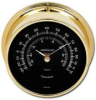 Criterion with 3-Sensors (Air/Water/Water), Brass case, Black dial