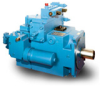 Piston Closed Circuit-Industrial Pumps -- TVW Variable - Image
