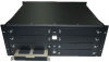 Emcon and SST Tempest 4U Rackmount 8X mini Catapan Enclosure -Image