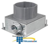 Hubbell SystemOne Round, Multi-Service Floor Box - Stamped.. -- S1SFBAV
