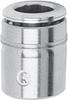 Brass Push-in Fittings - BSP/Metric Size -- 6700 8