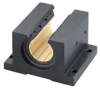 DryLin® R Bearing, Open Pillow Block, Inch -- OJUI-11/31