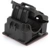 HellermannTyton 156-02624 Adjustable In-Line Ratchet P-Clamp, Bundle Dia. 0.24