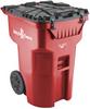 95 Gallon Regulated Medical Waste Cart