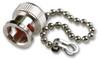 AMPHENOL - B1005A1-N - STRAIGHT CAP W/CHAIN, BNC MALE CONNECTOR -- 936398