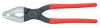 Cycle Pliers,Straight,8 In L,Red -- 10U124