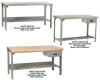 All-Welded Workbenches -- HWST1-3060-AH-DR -Image