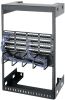 [MID ATL] WALLMOUNT EQUIPMENT RACK 15 RS WM 15 18 -- 50-70135