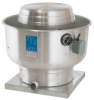 Belt Drive Centrifugal Upbalst Exhaust Fans Single Speed (ODP) -- 115/ 230V 1 Phase - Image
