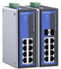 DIN-Rail Unmanaged Ethernet Switch -- EDS-G308