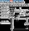 Wire Termination Pin -- 3132-0-00-01-00-00-08-0