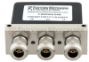 SPDT Failsafe DC to 12 GHz Electro-Mechanical Relay Switch, up to 600W, 12V, N -- FMSW6348 - Image