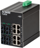 712FX4 Managed Industrial Ethernet Switch, SC 80km -- 712FXE4-SC-80 -Image