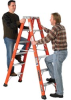 LOUISVILLE Specialty Double-Step Ladders -- 7331300