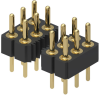 Rectangular Connectors - Headers, Male Pins -- ED8040-96-ND