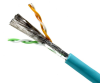 DataMax Extreme Ethernet Cat 5e, Hi Flex, AWM 2463 – 24 AWG, 2 Pair, Shielded, TPE -- 5023 -- View Larger Image