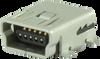 Mini B USB Connectors -- UJ2-MBH-1-SMT - Image