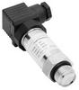 Pressure Transmitter, 0-5psi, 0.5-4.5V out, 5V, Stainless 316L, NPT1/2 M, DIN 43650, Plug, Gauge -- PT989-5PV6K22B1C10G -Image