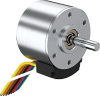 Brushless DC-Flat Motors Series 2214 ... BXT H External rotor technology, with housing -- 2214S012BXTH -Image