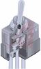 Switch, Toggle, Enviromentally Sealed, SPST, On-Off -- 70192299 - Image