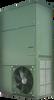 ULV Series Vertical Wall-mount Environmental Control Units -- ULVHT60DA