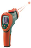 Dual Laser Video IR Thermometer -- 6FYF6