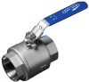 2-PC Industrial Ball Valve -- EA-207A-SE