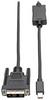 Mini DisplayPort to DVI Adapter Cable (M/M), 1080p, 10 ft. -- P586-010-DVI - Image